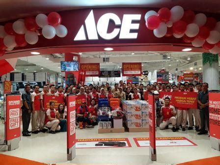 ace hardware miko mall bandung ace bec tawarkan diskon menarik hingga hari minggu