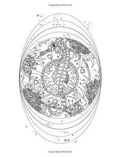 Creative Haven Peacock Designs Coloring Book (Creative