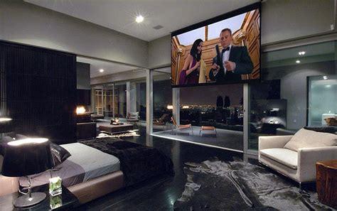 Bedroom Design With Flat Tv The House Interiorzine