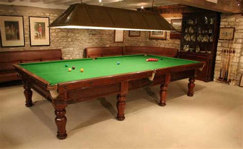 Snooker Table For Sale by Billiard Snooker Table Light For Sale Antiques