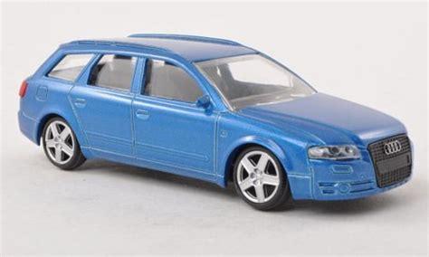 Audi A4 Avant Modellauto by Audi A4 Avant Blau Mcw Modellauto 1 43 Kaufen Verkauf