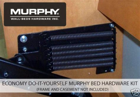 murphy bed hardware kits economy do it yourself murphy bed hardware kit