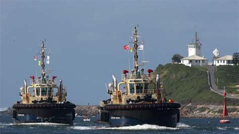 tugboat jobs newcastle tug company pulls up anchor at port newcastle herald