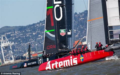artemis racing boat andrew simpson dead was olympic hero doomed by super fast