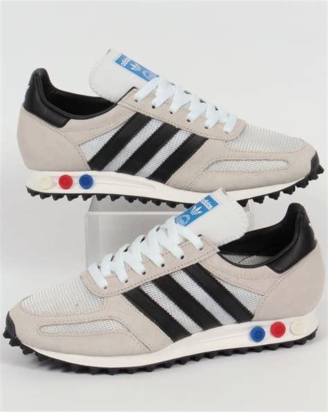 adidas la trainer og adidas la trainer og trainers white black shoes original