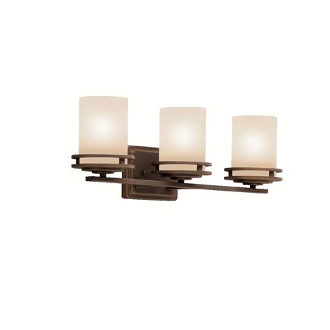 Kichler Bathroom Lighting Kichler Lighting 5078oz Bathroom Lighting Hendrik