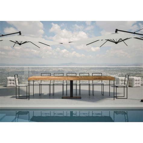 tavolo esterno allungabile tavolo allungabile da esterno mimosa al miglior prezzo