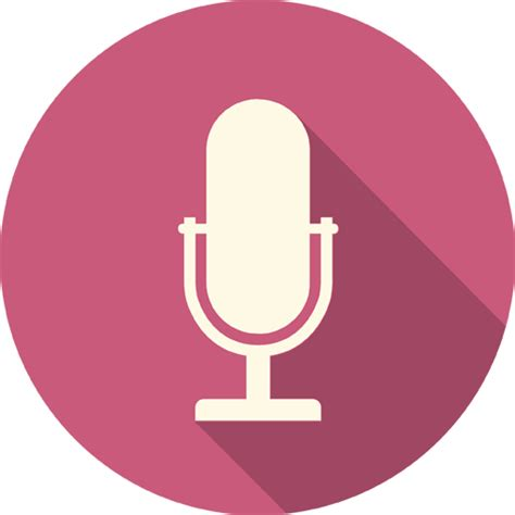 mic icon android images android microphone icon