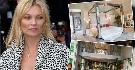 celebrity news kate moss the interior designer kate moss unveils interior design debut for luxury home