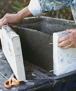 Make Concrete Planters design mind concrete planters