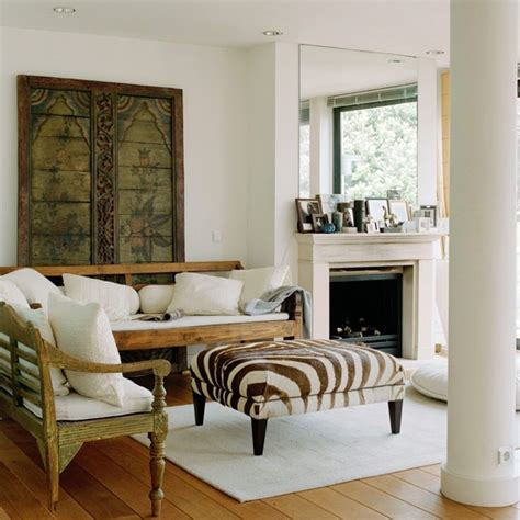 colonial style living room see inside a modern