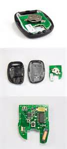 Renault Key Battery 1 Button Remote Key Pcf7946 433mhz For Renault