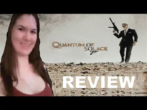 quantum of solace film youtube quantum of solace movie review youtube