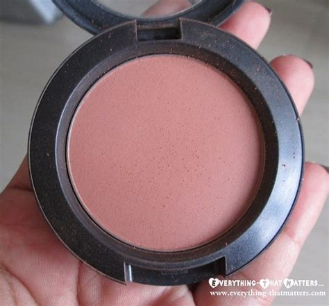 7 Best Blushes Expert Reviews by 25 Best Ideas About Mac Blush On Mac