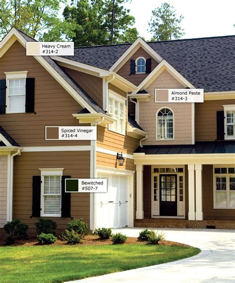 28 best images about exterior paint color inspirations on