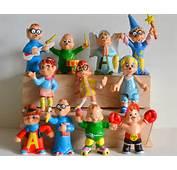 Alvin Chipmunk Vintage Toys Lot 11 Figures By ThePaisleyWhale