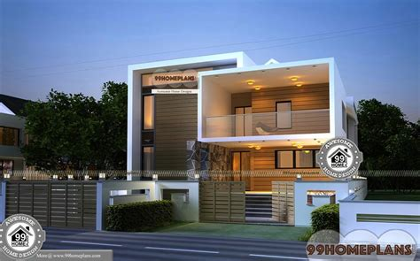 modern urban home design small urban house plans double floor new style modern home