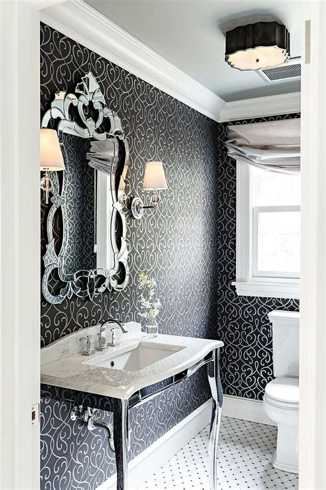 picture decorating how to design a picture perfect powder room