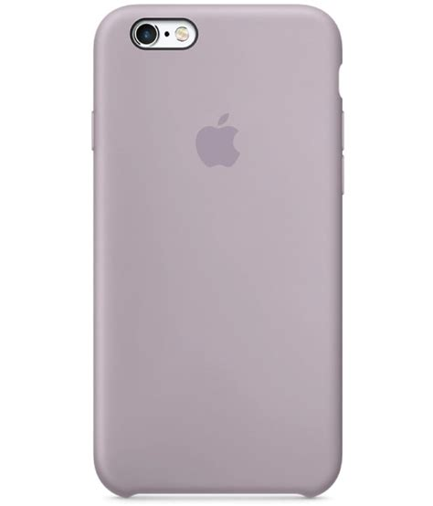 Softcase Violet For Iphone 6s apple iphone 6s soft silicon cases apple purple plain back covers at low prices