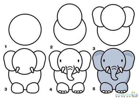 how to doodle animals drawing yourself 20 simple animal pics