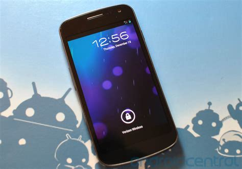 galaxy nexus where is the serial number android forums verizon galaxy nexus hands on android central