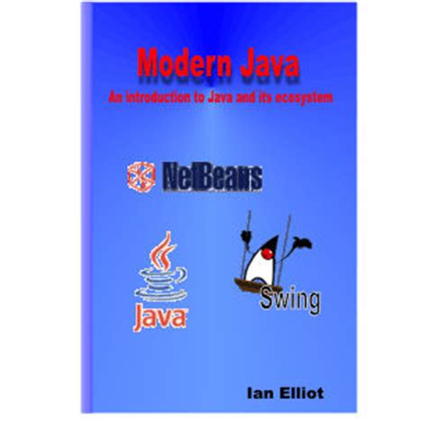 java swing book building a java gui containers