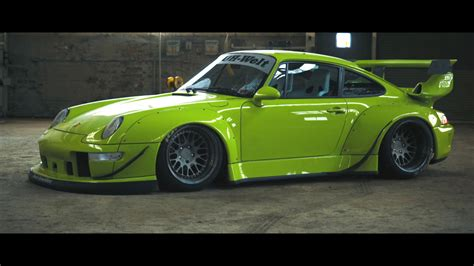 porsche rwb porsche 993 gets rwb treatment and a short film made on it