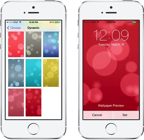 dynamic wallpaper iphone wallpapersafari
