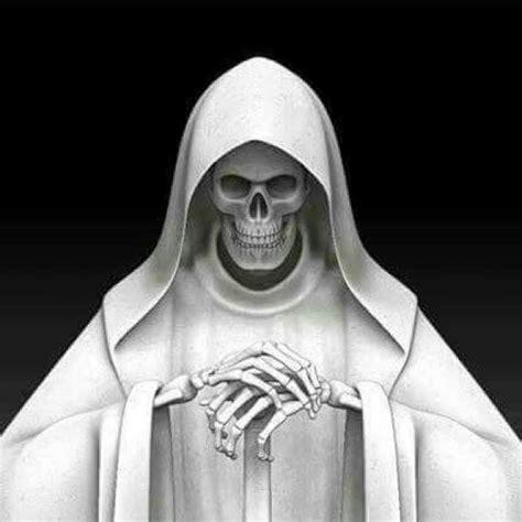 imagenes satanicas fuertes oraciones a la santa muerte blanca