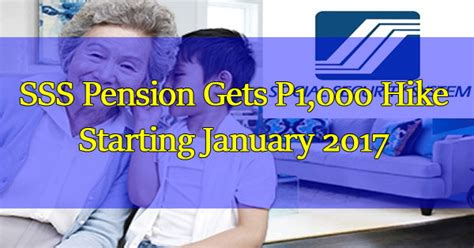 sss maternity leave 2016 new sss contribution table for 2017 ph juander