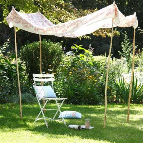 how to make a canopy 20 diy outdoor curtains sunshades and canopy designs for summer decorating
