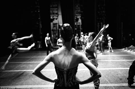dancers behind the scenes behind the scenes at the new york city ballet photographer who spent four years capturing the