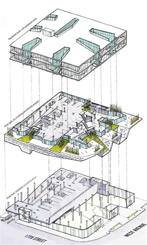 draw architecture diagram building 82 by ltl architects architectural drawings
