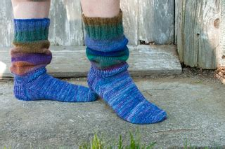 knitting pattern slouch socks ravelry knit slouch socks pattern by cindy myska colbert