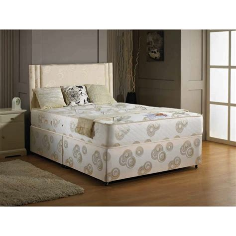 Luxury Headboards For King Size Beds by Luxury Ascot Orthopaedic King Size Divan Bed 5 King