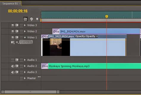 adobe premiere pro how to split a clip split screen video in adobe premiere student multimedia