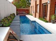 pools for small spaces outdoor spaces on pinterest outdoor spaces outdoor