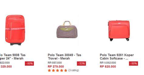 Harga Koper Besar Merk Polo daftar harga koper polo kecil kita punya