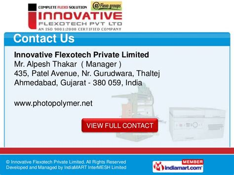 innovative themes pvt ltd ci flexo printing press by innovative flexotech private