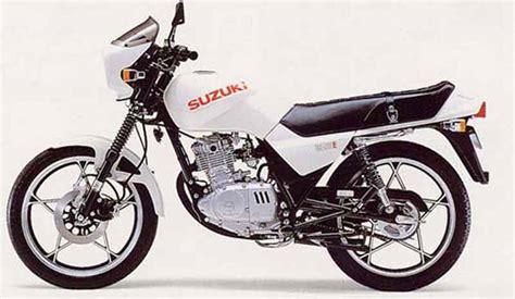 Suzuki En 125 Manual Suzuki Gs 125 S Fotos Y Especificaciones T 233 Cnicas Ref 94515