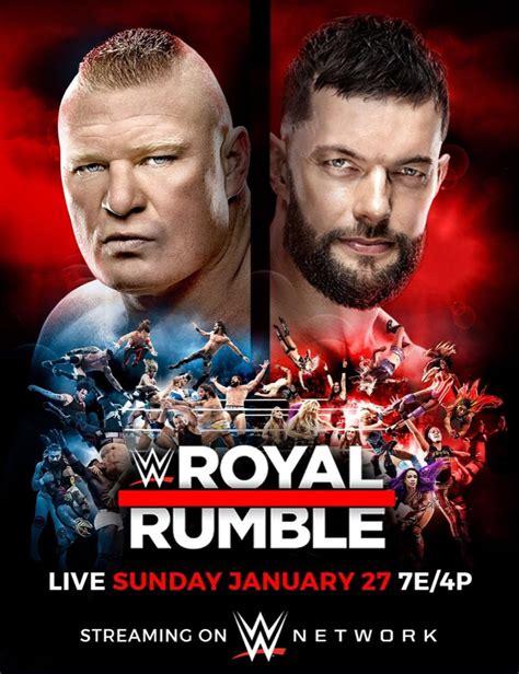 royal rumble  wwe wiki fandom