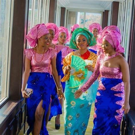 bellanaija asoibi com ng nigerian wedding ore iyawo aso ebi styles asobi styles