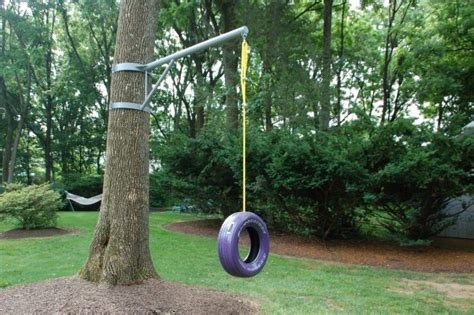 best way to hang a tire swing 15 diy ideas how to transform your backyard in a