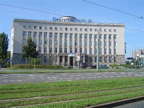 deutsche bank limbach oberfrohna bankhochhaus der deutschen bank chemnitz