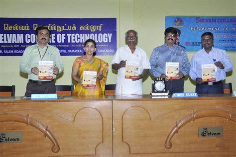 Mba Useful For Entrepreneur by New Entrepreneur Workshop To Ug Students Selvam College