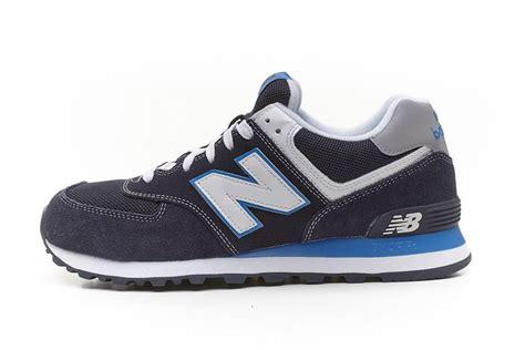 New Balance 574 Lifestyle Ml574cpx Sneakers Pria Navy new balance classic retro running ml 574 nyw navy white