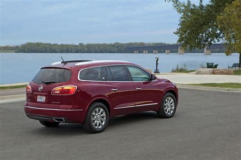2015 buick enclave 2015 buick enclave pictures photos gallery motorauthority