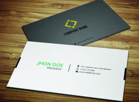 by design home business 50 creative corporate business card design exles