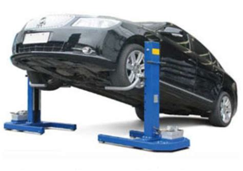 mobile car lift mobile car lifts gallery