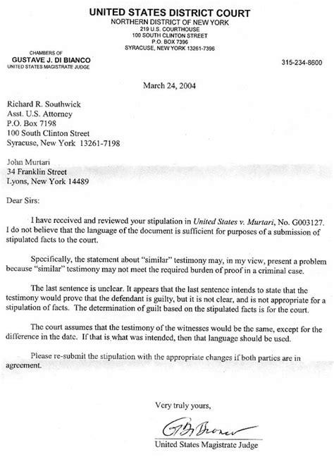 guilty plea letter template aktin